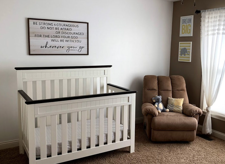 foster care room